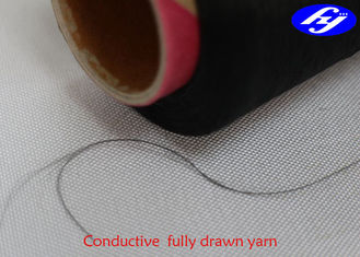China Polyester / Nylon Woven Anti Static Fabric 120D High Tenacity Fully Drawn Yarn supplier