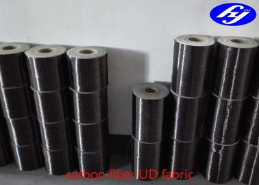 12K 200GSM Unidirectional Carbon Fiber Fabric For Structure Reinforcement