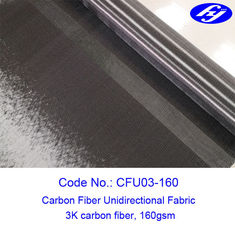 Surfboard Liner 160gsm Carbon Fiber Unidirectional Fabric