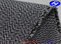 High Tensile Composited Cut Resistant Fabric / Plain Woven Slash Resistant Material