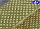 China Plain Kevlar Aramid Fiber Fabric 3000D 270GSM For Structure Reinforcement factory