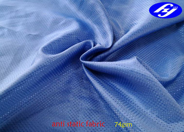 thin light jacquard polyester Anti Static Fabric for bussiness suit linning